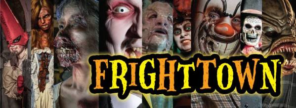 frighttown portland halloween haunted house